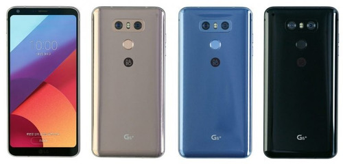 lg g6 / 4gb + 64gb / 13+13mp / 5.7 qhd+ / nuevo - original