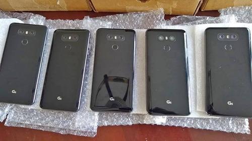 lg g6 64gbs  (liberados internacional)