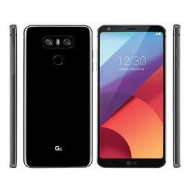 Lg G6 Libre. En Caja Solo Color Negro