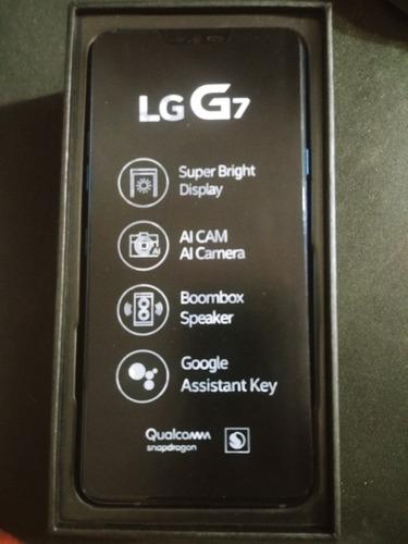 lg g7 thinq+ 6gb 128gb