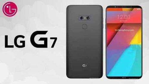 lg g7 thinq libre nuevo en caja sellada+tienda+garantía!!