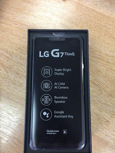 lg g7 thinq neo blue 6.1  64gb 4g desbloqueado