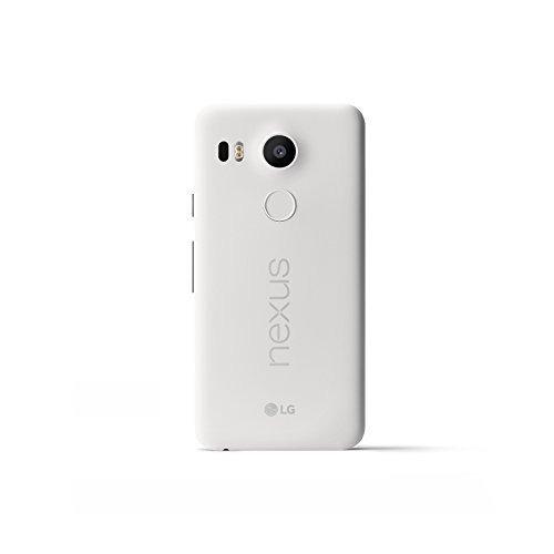 lg google nexus 5x 5.2 32 gb 4g lte teléfono inteligente and