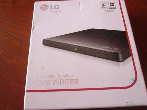 lg grabador externo de dvd gp65nb60