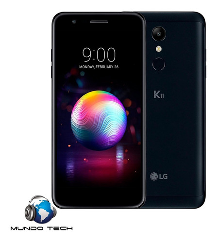 lg k11 plus dual 32gb 2gb de ram mundo tech cordoba