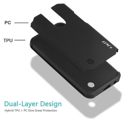 lg k20 v case, j & d [armorbox] [dual layer] hybrid shock pr