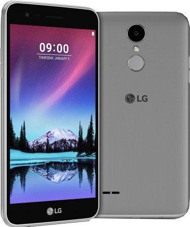 lg k4 2017 cámara 8mp/5mp 1gb ram 1 año de gtía + regalo
