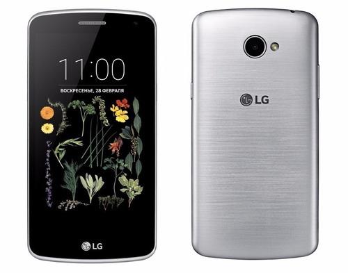 lg k5 5pulg cam 8mpx, 8gb 1.3ghz celulares lg color plata *