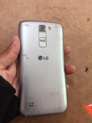lg k7 liberado con detalles