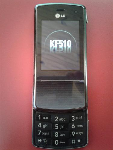lg kf 510 leia o anuncio lg kf510 com sensores ok