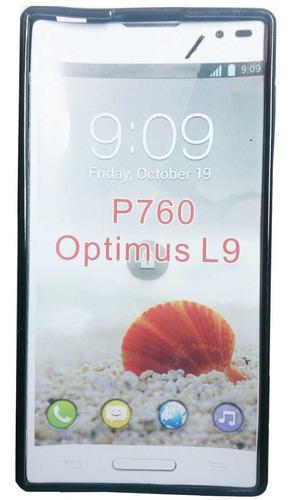 lg l9 p768 p769 p760 p761 forro + lamina protec.. optimus l9