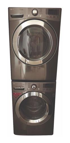 lg - lavadora + secadora 20kg