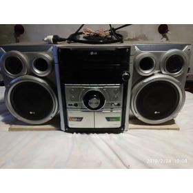 LG Mini System Hi-fi - Modelo Lm-u1060a