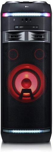 lg minicomponente torre de sonido xboom ok75 1000w rms