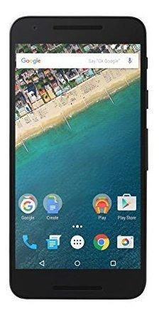 lg nexus 5x h791 32gb negro carbon teléfono inteligente