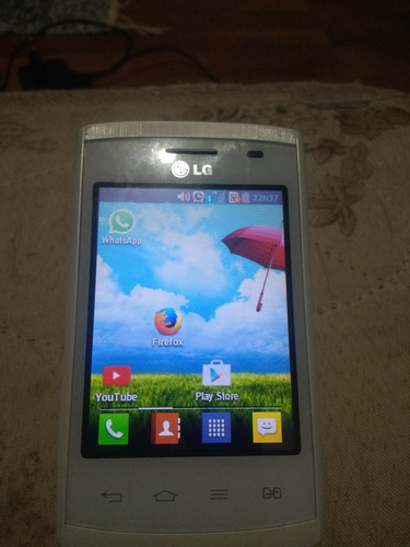 lg optimus l1 dual chip - excelente estado