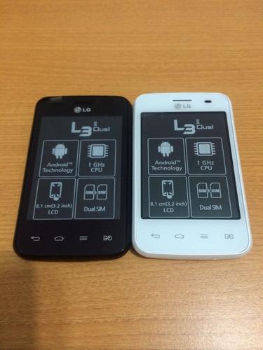 lg optimus l3 (2) e-435 dual sim android 4.0 dual core 1ghz