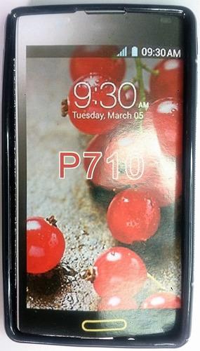 lg optimus l7 2 p710  p713 p714 forro + lamina protec. l7 ii