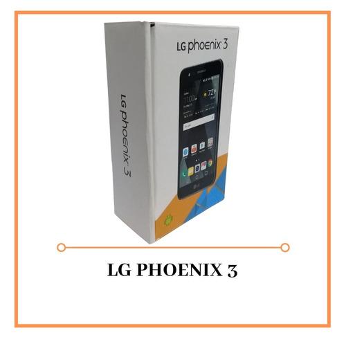 lg phoenix 3 telefono celular android