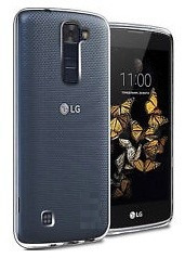 lg q10 - protector tpu clear shell slim form