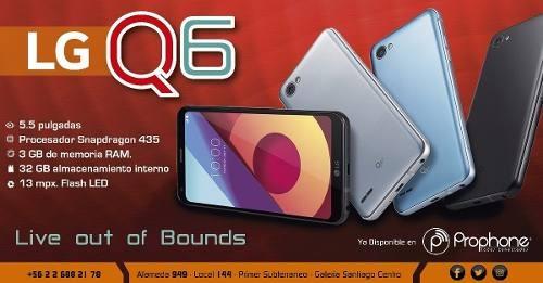 lg q6 32 gb 4g lte - prophone