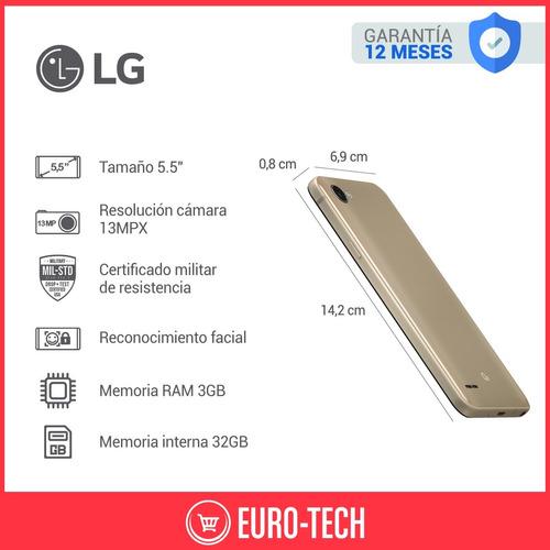 lg q6 32gb 3gb ram octacore 13mp m700 envío gratis android 7