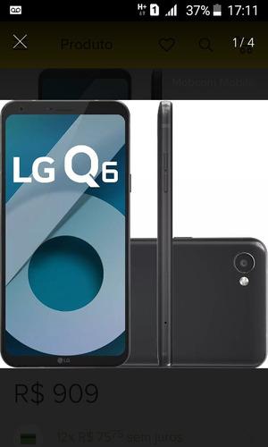 lg q6 duos 32 gb