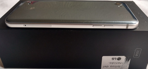 lg q6 prime, m700h, en caja, libre, gray, estética 9.
