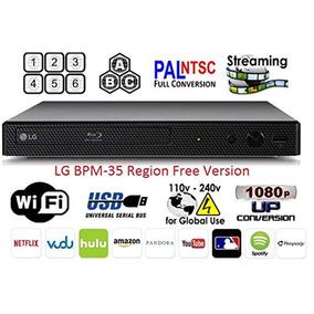 Lg Región Bpm-35 Reproductor De Blu-ray