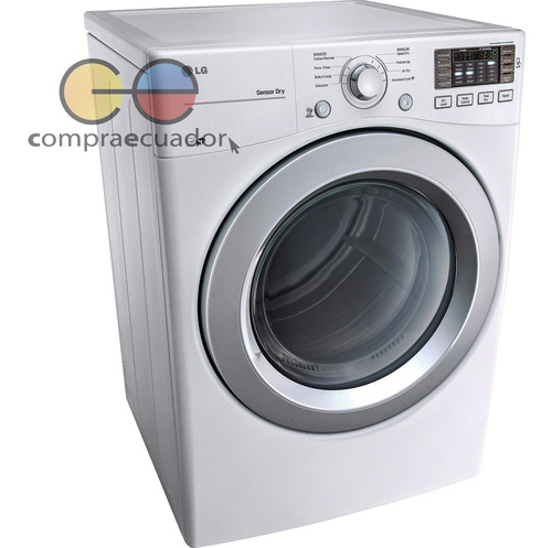 lg secadora eléctrica 20kgs con sensor dry smart diagnosis