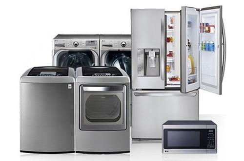 lg servicio tecnico mantenimiento reparacion nevera lavadora