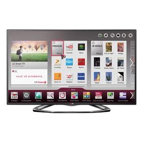 LG Smart Tv 3d 47 Polegadas (com Defeito) Modelo La6200