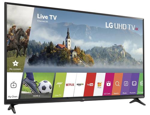 lg smart tv 49 4k uhd 49uj6300 webos 3.5 2017 incluye iva