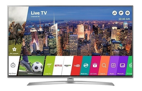 lg smart tv 60 4k uhd + control voz bluetooth garantia
