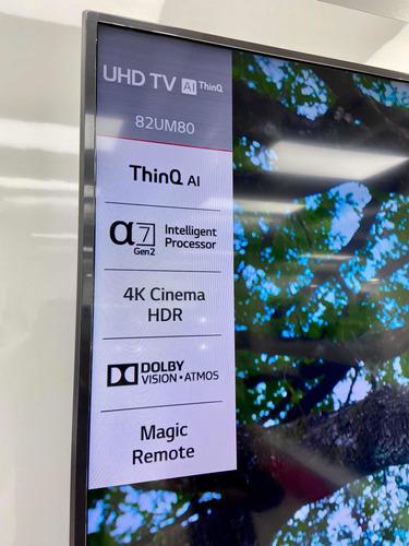 lg smart tv 82 pulgadas 4k uhd 2019 tienda fisica oferta