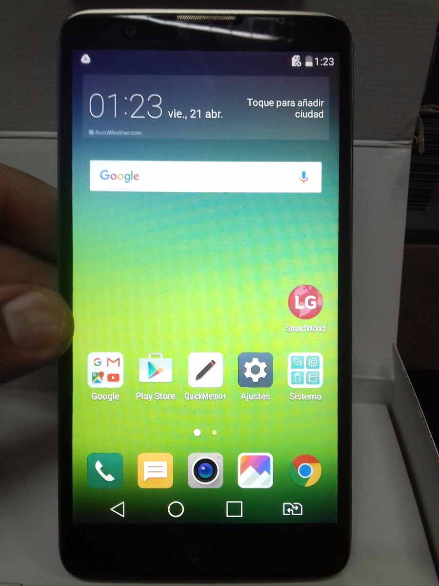 Lg Stylus 2 Liberado Dual Gsm 16gb 130mp Android 60 Lte Bs 350 Smartphone K520dy Cargando Zoom