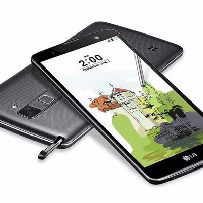 lg stylus 2 plus k530 16mp 8mp +16gb 2gb ram + garantia