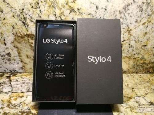 lg stylus 4 32gb almacenamiento 3gb ram 140vrds