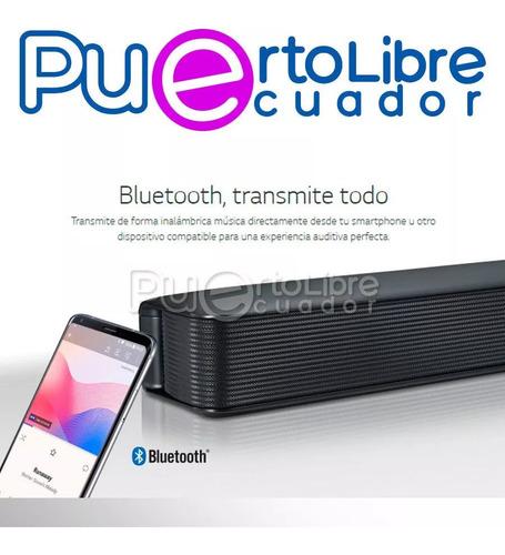 lg televisor 4k led smart tv 55 g r a t i s barra + soporte