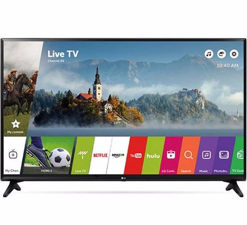 lg televisor led 55¨ smart webos 3.5 wifi usb hdmi +cobertor