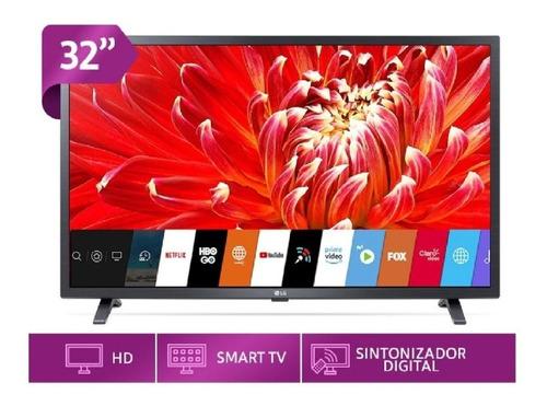 lg tv 32 hd hdr smart 32lm630b - pronet uruguay