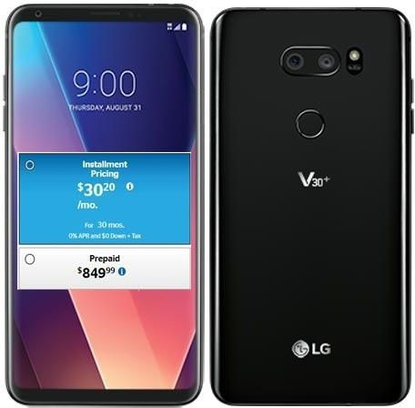 lg v30 128gbs liberados para cualquier compañia