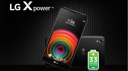 lg x power 16 gb 2 gb ram 8 y 5 megapixeles nuevos