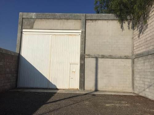 lgv/ bodega en renta de 500 m²