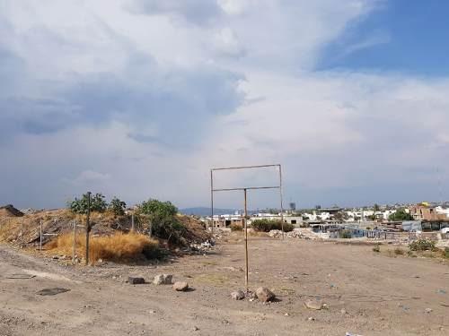 lgv/ terreno en renta sobre avenida en corregidora