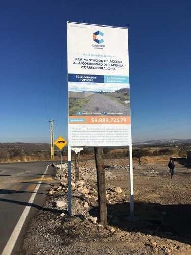 lgv/ terreno en venta de 2,000 mts2 en corregidora