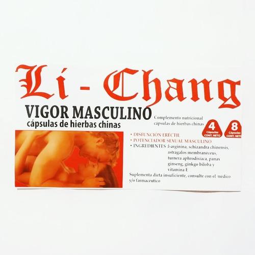 li-chang potenciaor sexual vigorizante masculino