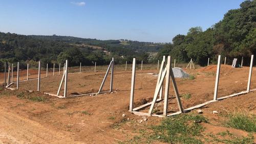 lia-area de 1000 mts pronta para construir ibiuna