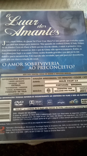 liar´s moon - dvd - film
