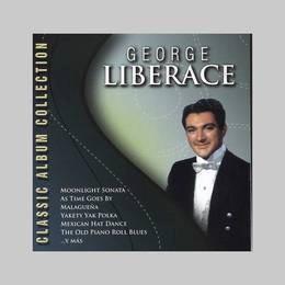 liberace george classic album collection cd nuevo